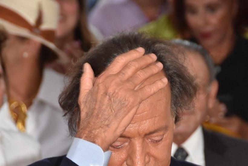 DNA-test kinnitab: Julio Iglesias varjas aastakümneid sohilast!