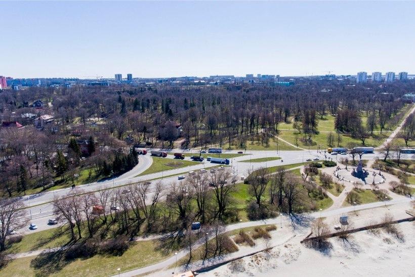Tallinna Reidi tee teiseetapi ehitusloa kehtivuse peatamine jäi jõusse