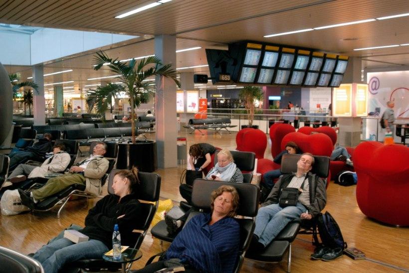 Äkki olen plahvatusohtlik ehk kuidas ametnikud mul kolm ja pool tundi Amsterdami lennujaamas ära sisustasid
