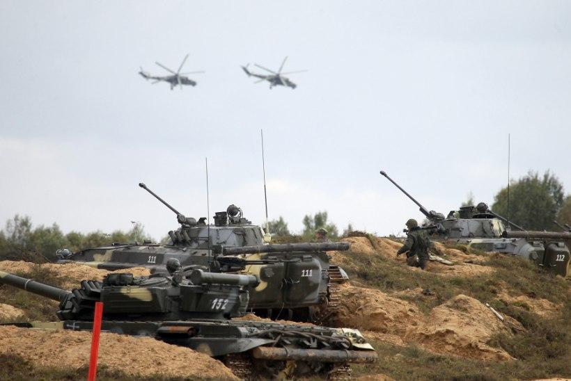 Vene sõjaväeõppus Zapad 2017 – jõudemonstratsioon läänele