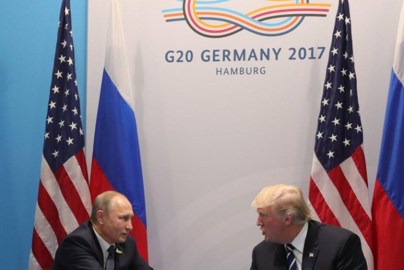 Süüria edelaosas jõustus Trumpi ja Putini kokku lepitud relvarahu