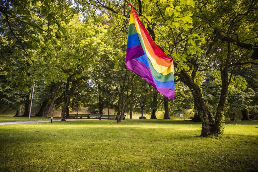 Homoperede piknik – natuke süüa-juua ja murede kurtmist