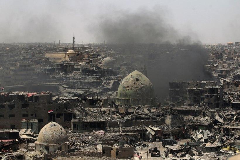 Mosul on Islamiriigist vaba