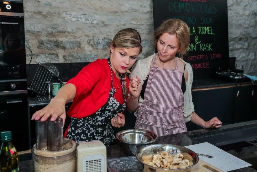 Maasikafestival: Balti jaamas tehti torti ja valiti ilusaim Eesti maasikas