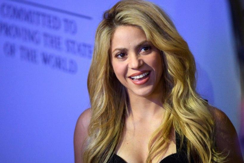 KUUM! Latiinost sekspomm Shakira tegi välimuses julge muutuse