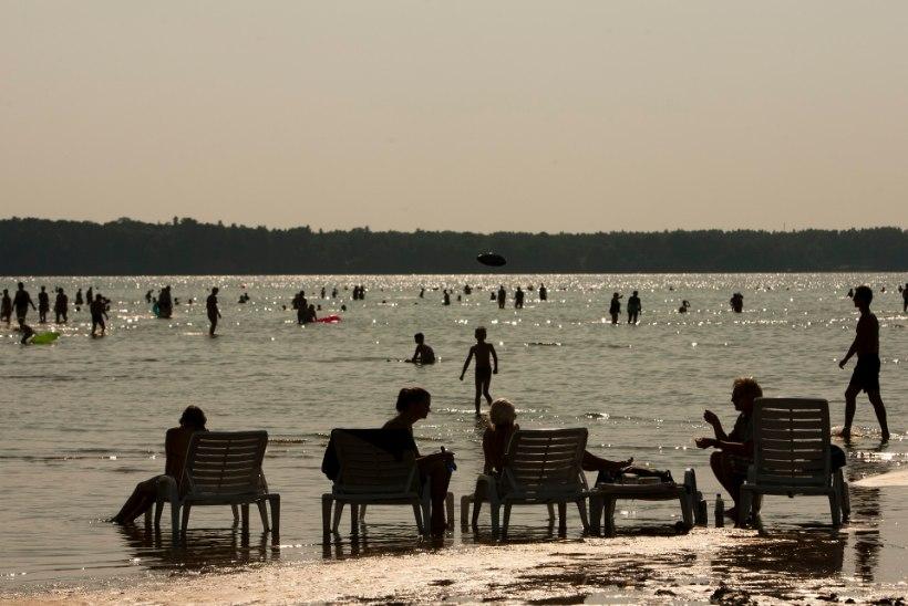 MILLISEKS KUJUNEB AUGUST? Venemaa lubab keskmisest soojemat, USA külmemat ilma
