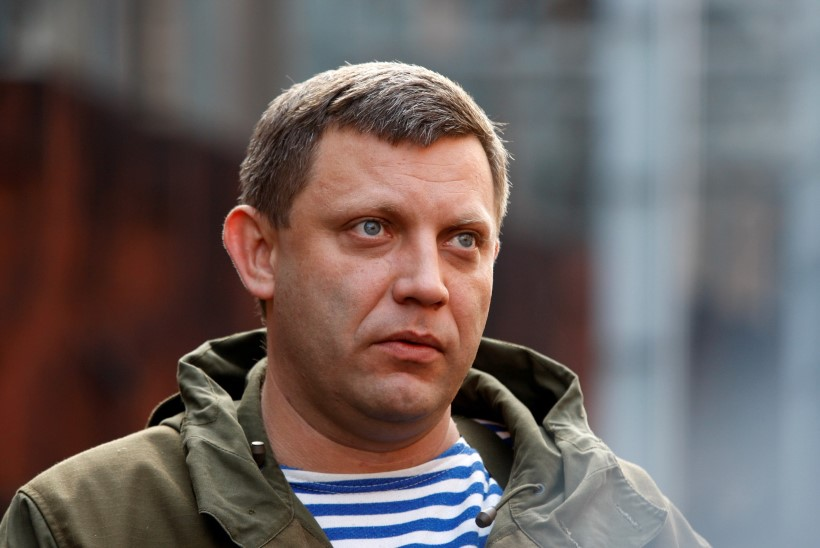 Donbassi nukuriigi juht loobus Malorossijast ja lubas Ukraina koos nimega üle võtta
