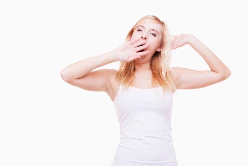 Viis põhjust, miks sa end päeval pidevalt kurnatuna tunned