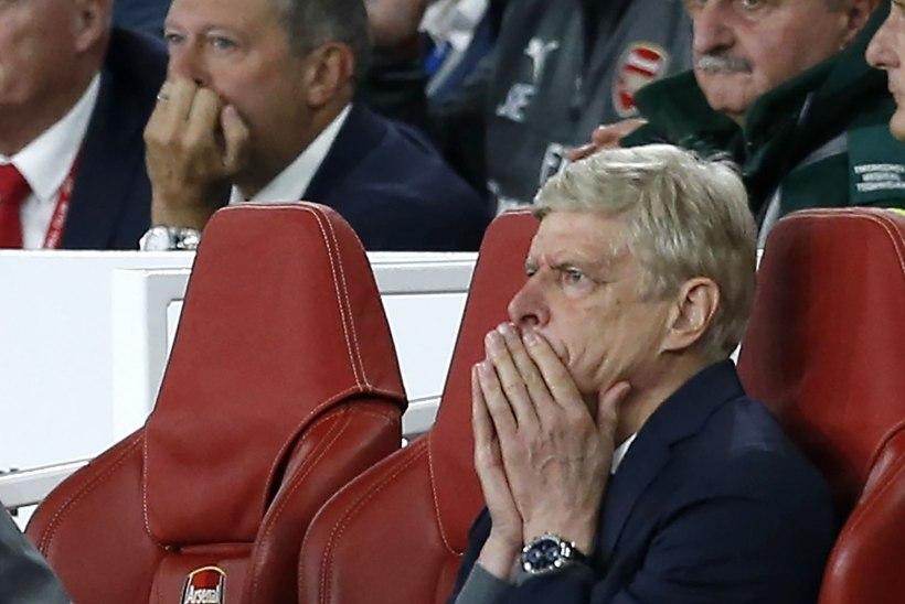 GALERII   Arsenal ja Leicester avasid Premier League´i hooaja ebareaalse tulevärgiga