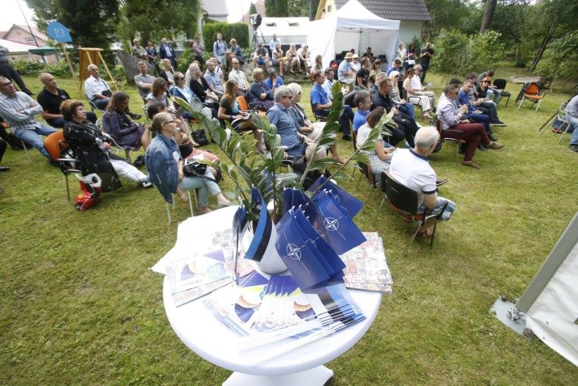 Arvamusfestivali esimesel päeval osales ligi 5600 inimest