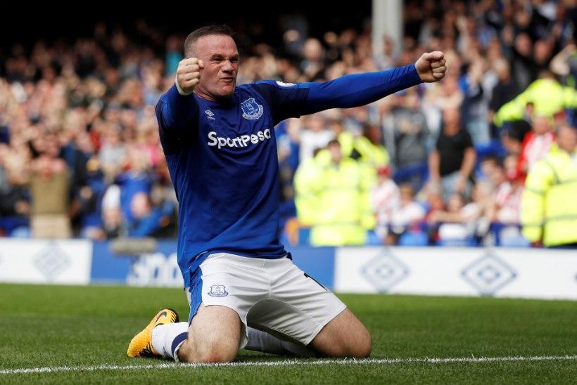 VIDEO | Kadunud poeg Rooney päästis Evertoni, Chelsea vajus häbisse