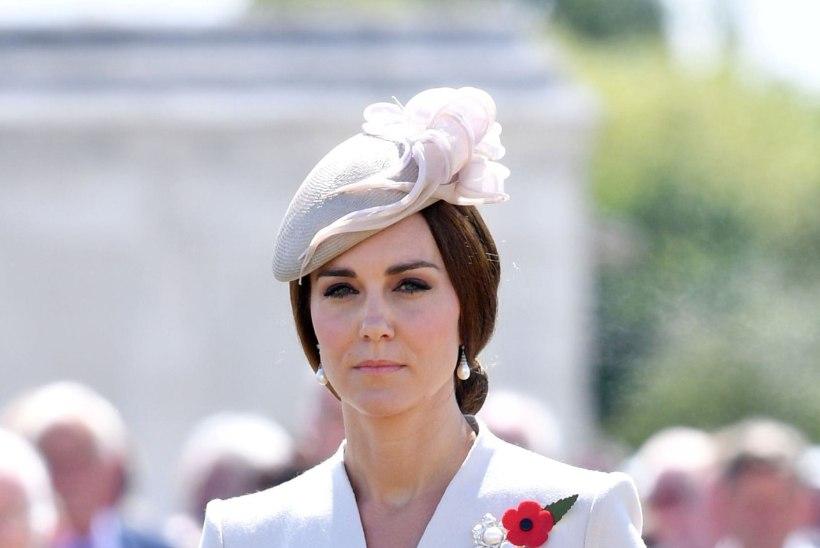 Miks ei luba kuningakoda Kate Middletonil autogramme jagada?