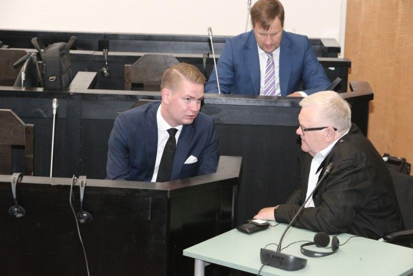 GALERII | Savisaare kohtuprotsess: Intiimse sisuga Savisaare ja Natalja vestluse lindistust ette ei mängitud