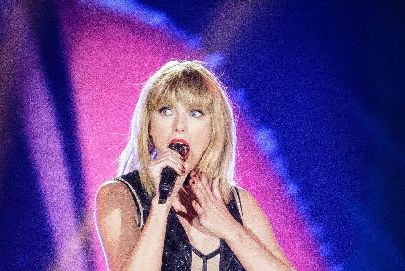 Taylor Swift sai käperdaja üle kohtuvõidu