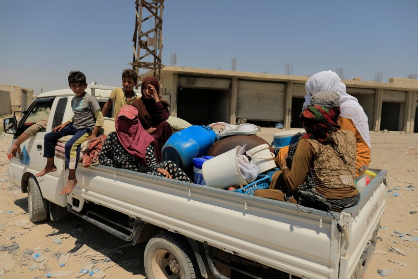Süüria rahvarv on vähenenud kuue miljoni võrra