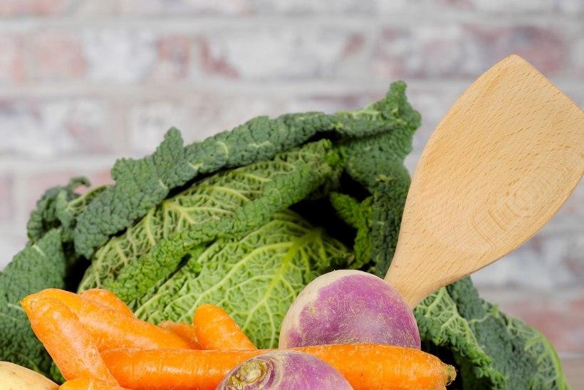 Kas sa tead, kuidas süüa köögivilju nii, et neist kõik vajalikud ained kätte saada?