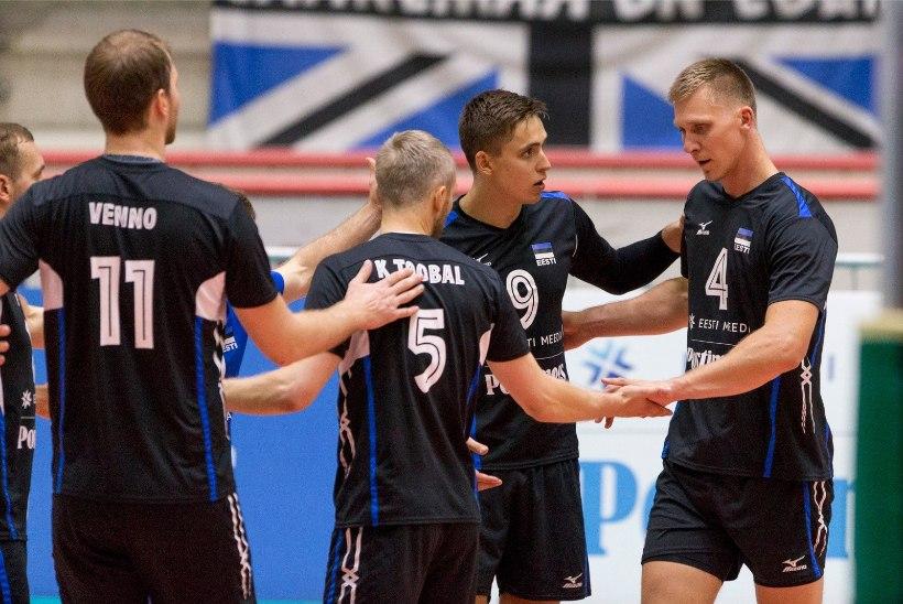 Viimane võimalus: EMile sõitev Eesti võrkpallikoondis näitab ennast nädalavahetusel kodupublikule