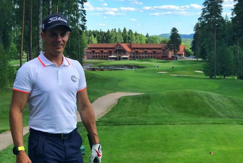 Oppa! Tänavatantsija Joel Juht rokib ka golfivõistlustel