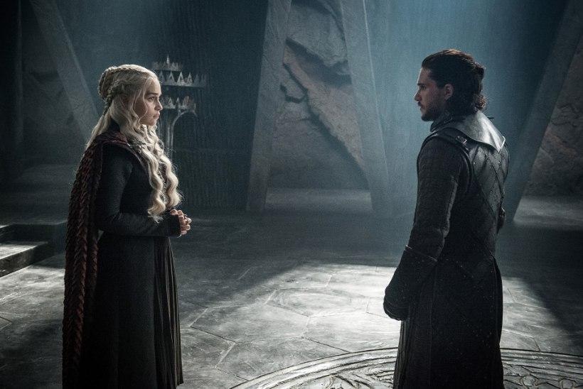 """HBO avaldas kogemata """"Troonide mängu"""" ilmumata osa"""