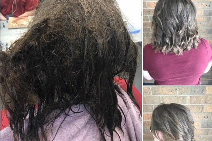 USKUMATU MUUTUS: juuksur töötas depressioonis neiu sassis juuste kallal 13 tundi