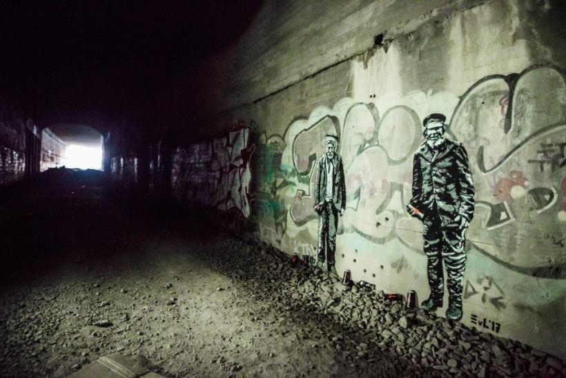 FOTOD | Edward von Lõnguse Euroopa tuur on jõudnud Helsingisse