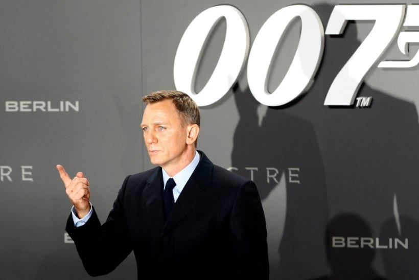 Viimaks ometi! Daniel Craig kinnitas, et naaseb veel kord Bondi rolli