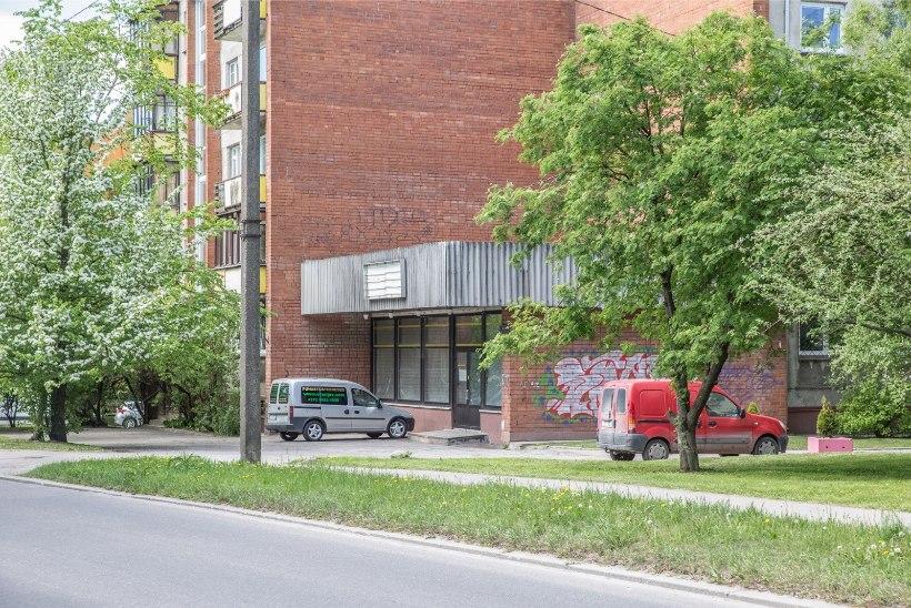 Analüüs: süstlavahetuse teenuse alustamine aadressil Sitsi 28 on seaduslik