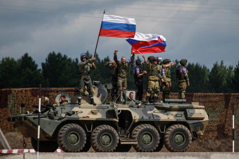 Putin lubas hüppeliselt vähendada Venemaa kaitsekulutusi