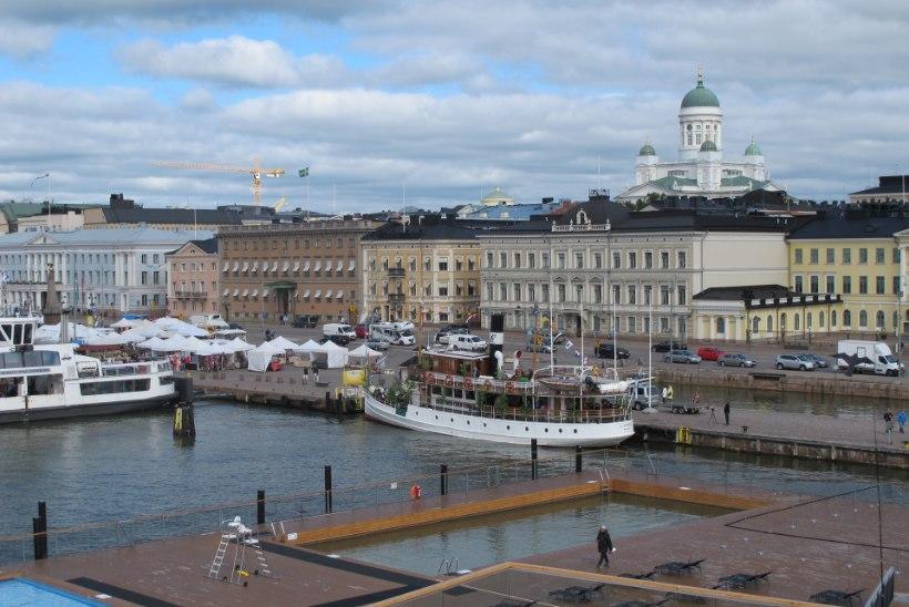 UURING: Helsingi kuulub elamisväärsemate linnade esikümnesse
