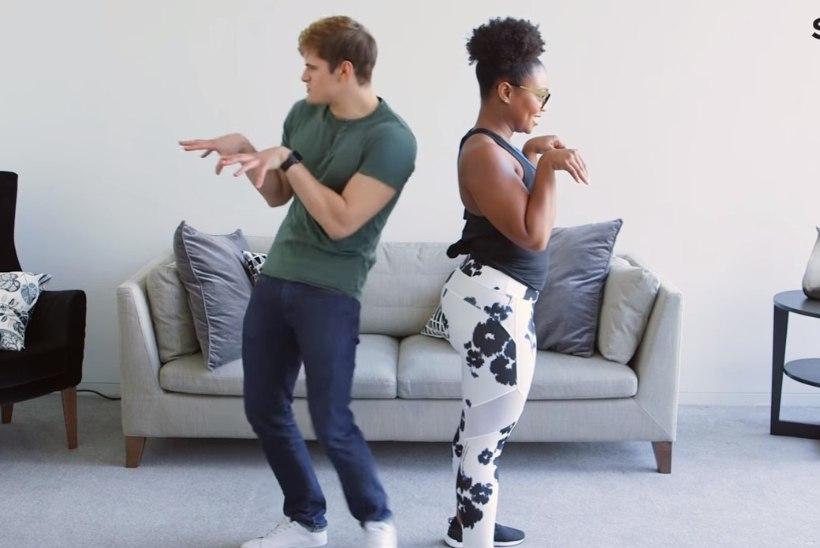 VIDEO | PROOVI JÄRELE: koreograaf õpetab vaid suulise kirjelduse järgi tantsima