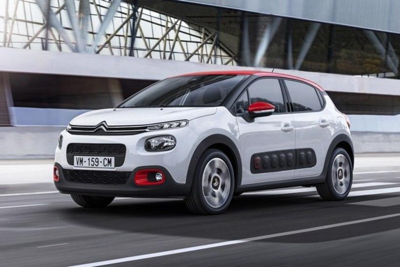 Citroën C3 – pisut alla nelja meetri hea tuju autot!