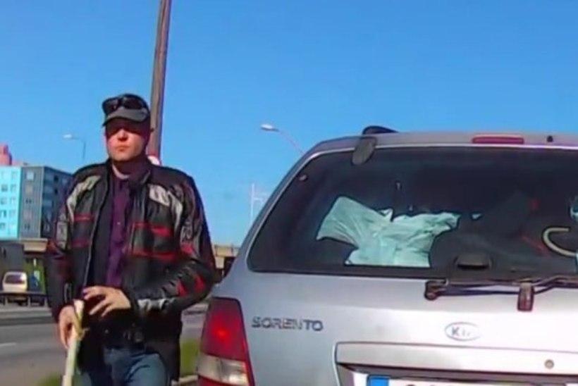 """""""Водителя с битой"""" подозревают в убийстве женщины"""