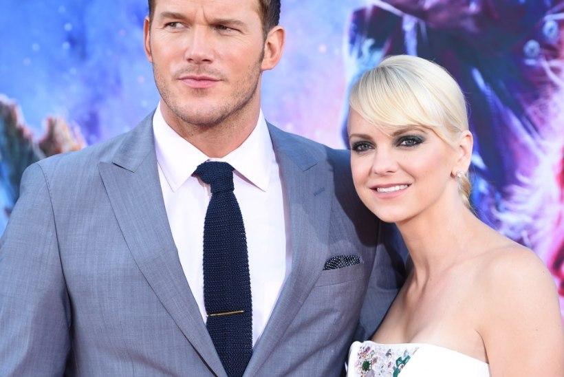 Anna Faris andis mõista, et abikaasa Chris Pratt ei toetanud teda