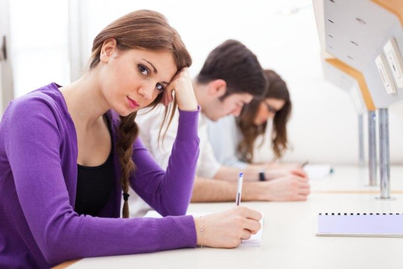 Loengus tasub tööd teha, mitte tühja tukkuda