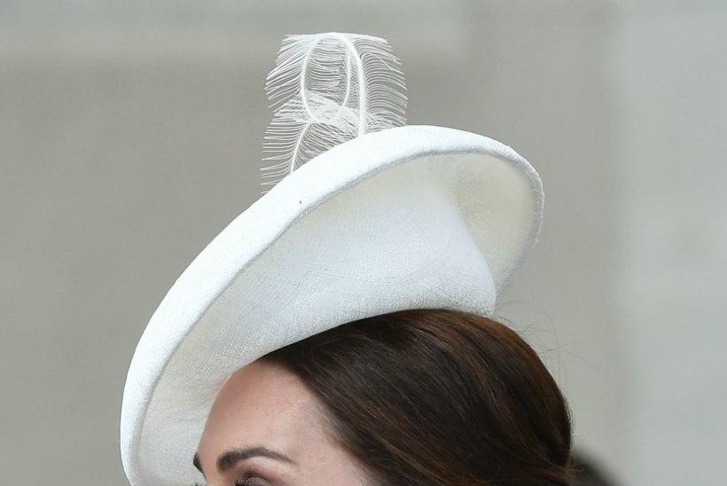 Ilu valem: ideaalsel naisel on Kate Middletoni nina ja Cameron Diaze jalad