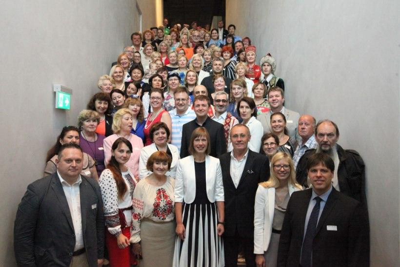 PILDID | President leiab, et iga Eestis elav rahvus tundku enda üle uhkust!