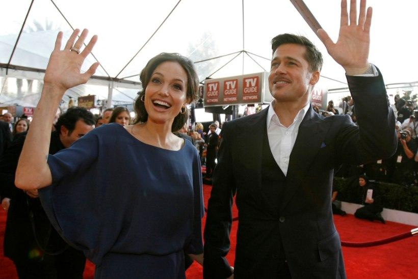 Pitt ja Jolie on sisekujundajale üle poole miljoni euro võlgu?