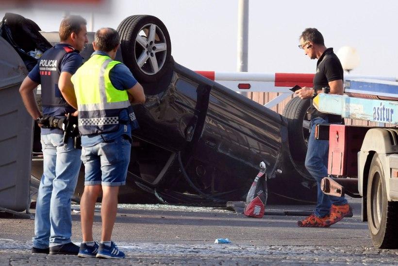 TERROR JÄTKUB: öösel toimus Hispaanias veel üks rünnak