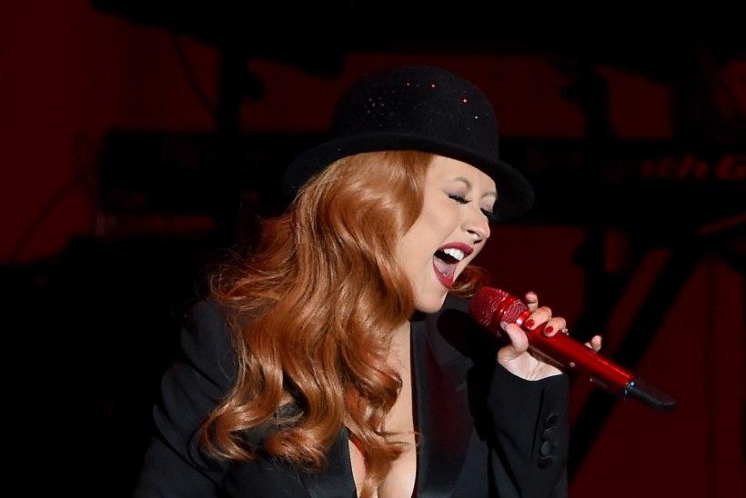 Pink ja Christina Aguilera matsid sõjakirve maha