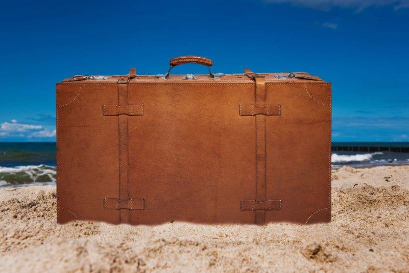 Kohvrist saab reisil rännumehe teine kodu