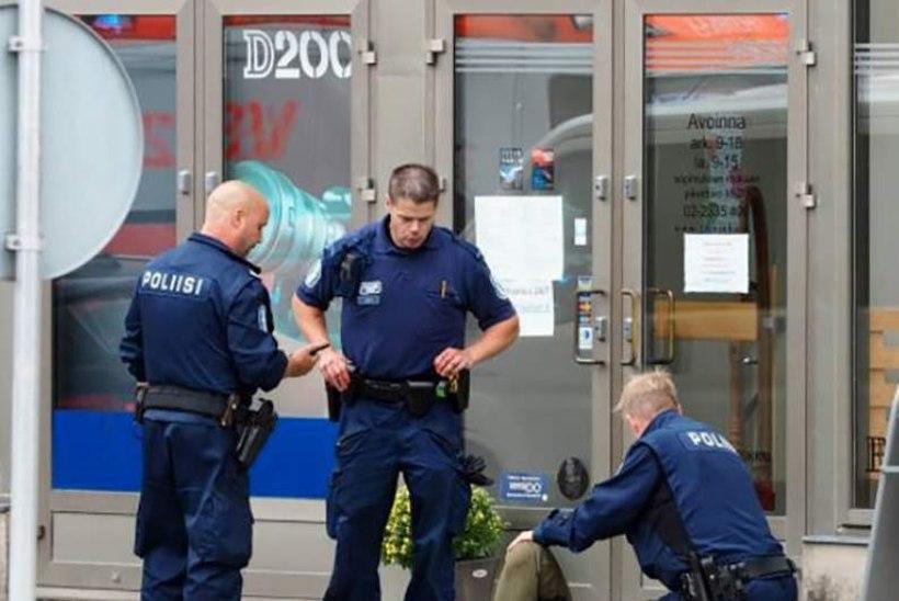 Soome politsei: Turu pussitaja taust vihjab, et ta võis radikaliseeruda islamiterroristiks
