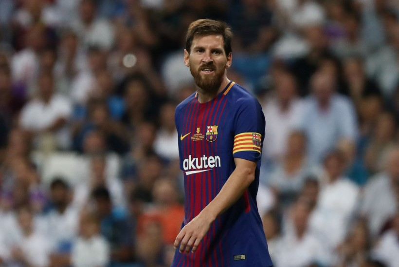 LÄHEBKI ASJAKS?! Manchester City on valmis Lionel Messi eest 300 miljonit eurot lauale käima