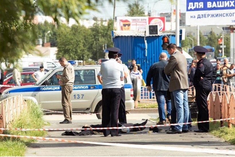 Räige veretöö Surgutis: Islamiriigi teatel oli tegemist nende terroristiga