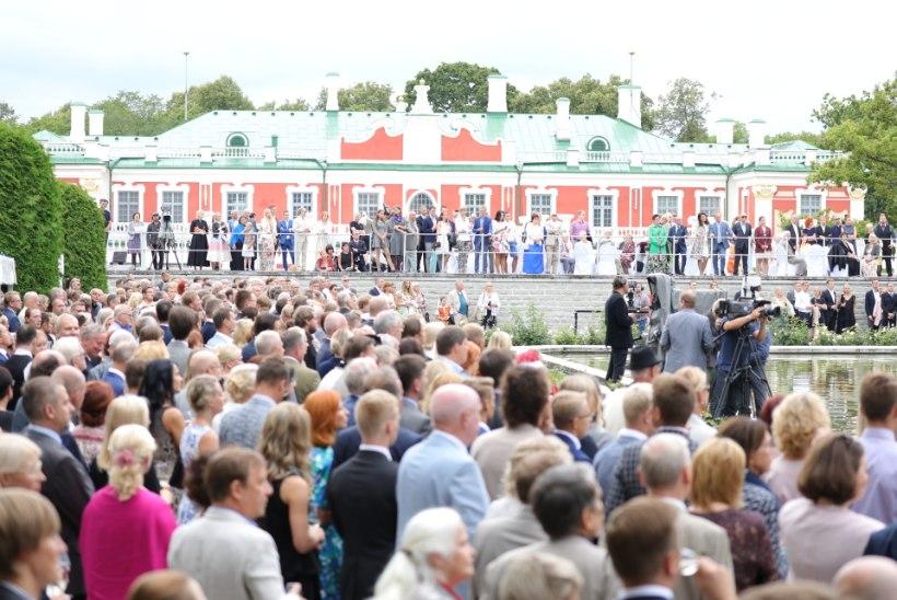 """Kersti Kaljulaid: """"Poliitikud tänapäeval teevad ka väga head teatrit, aga ei tohiks. Vähemalt mitte ainult teatrit."""""""