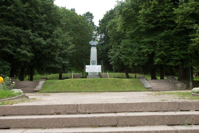 Valimisliit Südamega Tartu tahab Pirogovi parki kanepiparadiisi