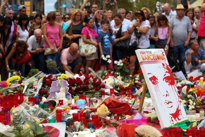Terroristide eesmärk oli maailmakuulsa Sagrada Família õhkimine?