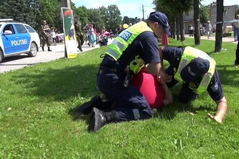 ÕIGUSE MINUT: politsei korralduste eiramine ei ole ammu enam karistatav