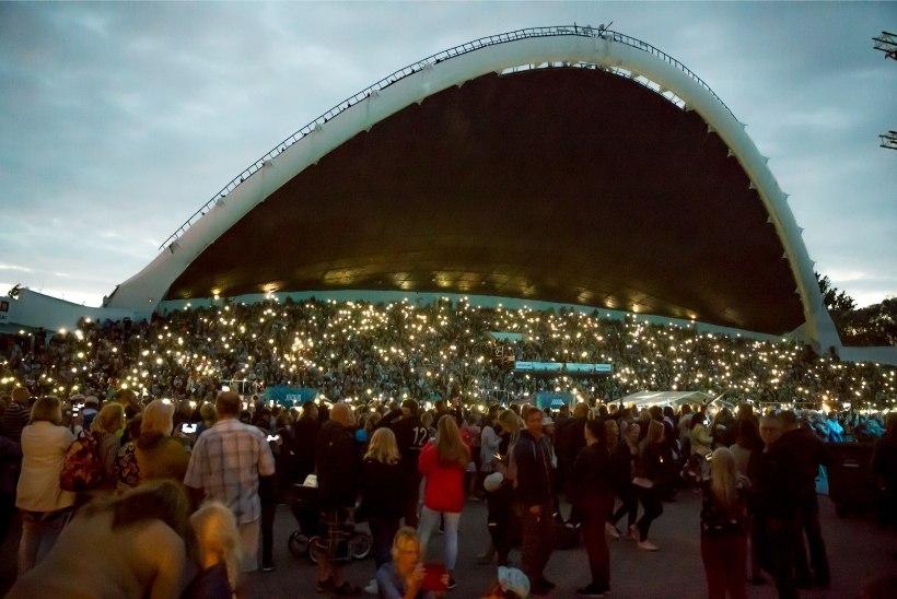 Ruja kontserdi publik panustas vähihaigete toetuseks pea 3000 euroga