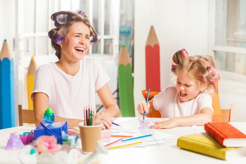 IKKA EHTNE LAPSESUU: emad jagavad laste piinlikemaid väljaütlemisi