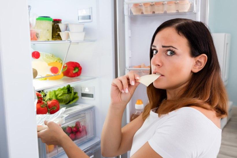 NÄPUD EEMALE: need toidud panevad sind arutult õgima